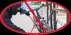 Как не оказаться жертвой кражи велосипеда